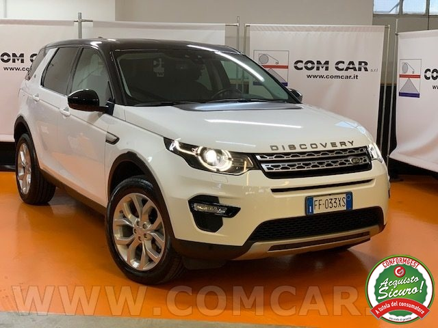 Immagine di LAND ROVER Discovery Sport 2.0 TD4 150 CV HSE