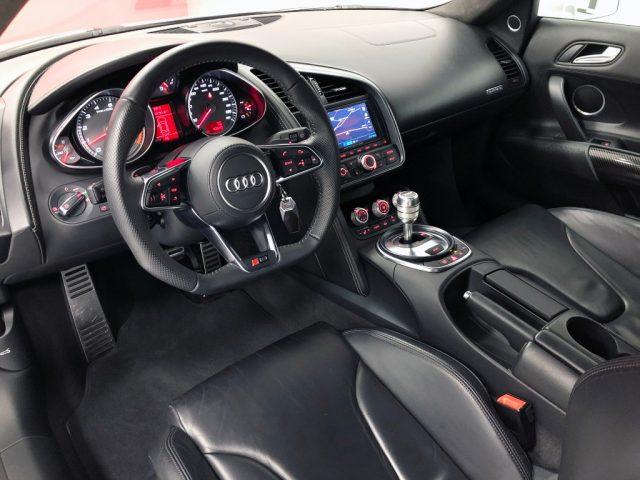 Immagine di AUDI R8 4.2 V8 Quattro R tronic Carbon Look Solo 43.000Km