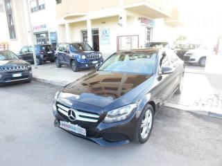 MERCEDES-BENZ C 180 d Auto Executive