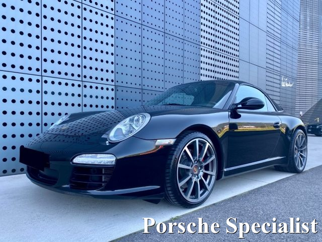 Immagine di PORSCHE 997 911 MK2 CARRERA 2 CABRIO / PDK / BOSE / 19″