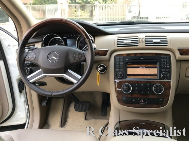 Immagine di MERCEDES-BENZ R 350 EURO 6 BLUETEC LUNGA 4MATIC TETTO PANORAMA RARA