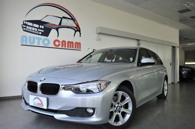 BMW 320 d xDrive Touring Business aut.