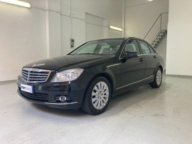 MERCEDES-BENZ C 180 CGI BlueEFFICIENCY Elegance