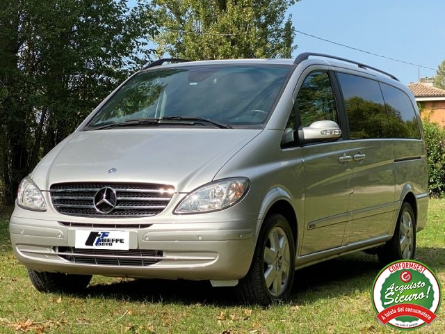 MERCEDES-BENZ Viano 2.2 CDI Ambiente Long Unicoproprietario
