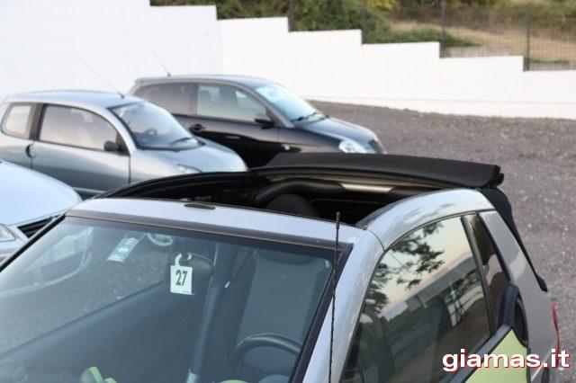 Immagine di SMART ForTwo 800cdi cabrio pulse *cambio al volante*