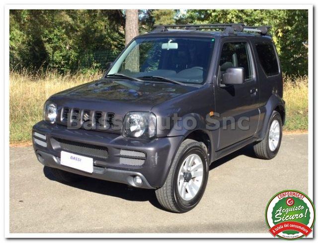 SUZUKI Jimny 1.3i 16V cat 4WD Special Automatico