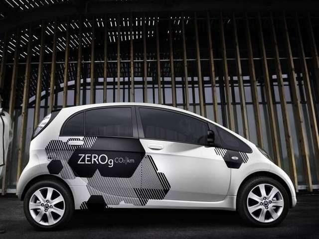 Immagine di CITROEN C-Zero Full Electric airdream Seduction – Km0