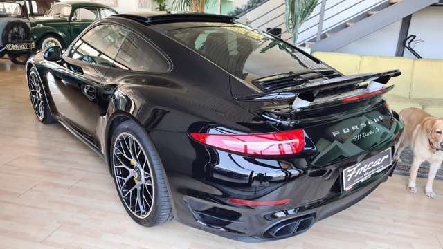 Immagine di PORSCHE 991 911 3.8 Turbo S Coupé Carbo Sedili Ventilati