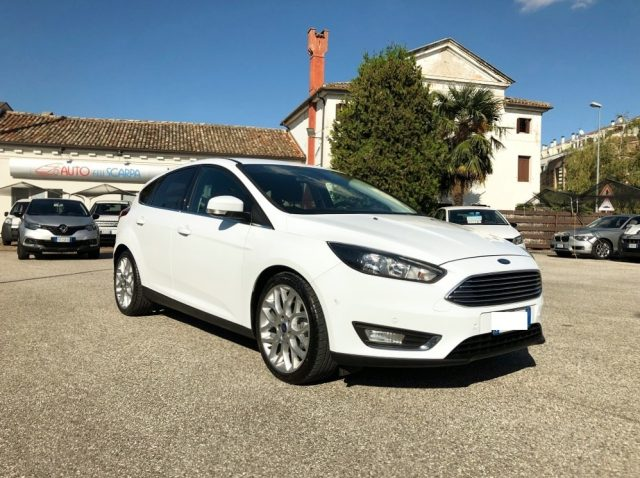 FORD Focus 1.5 TDCi 95 CV Start amp;Stop TITANIUM Plus OK NEOPAT.