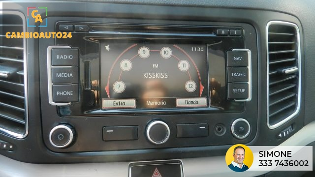 Immagine di VOLKSWAGEN Sharan 2.0 TDI Comfortline BlueMotion Technology
