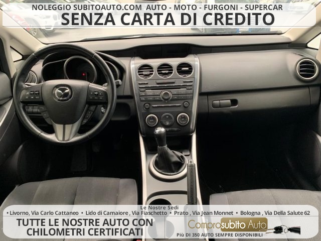Immagine di MAZDA CX-7 2.2L MZR CD Sport Tourer