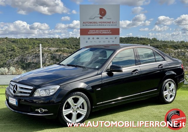 MERCEDES-BENZ C 250 Nero metallizzato