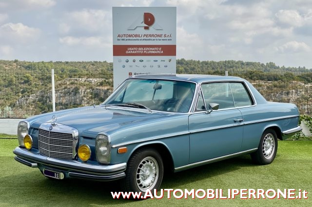 MERCEDES-BENZ 250 CE Coupè W114 150cv - 1970