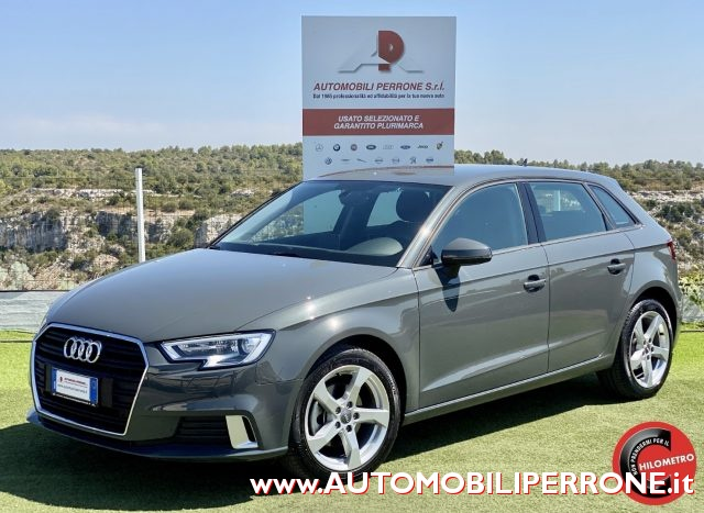AUDI A3 Gray metallized