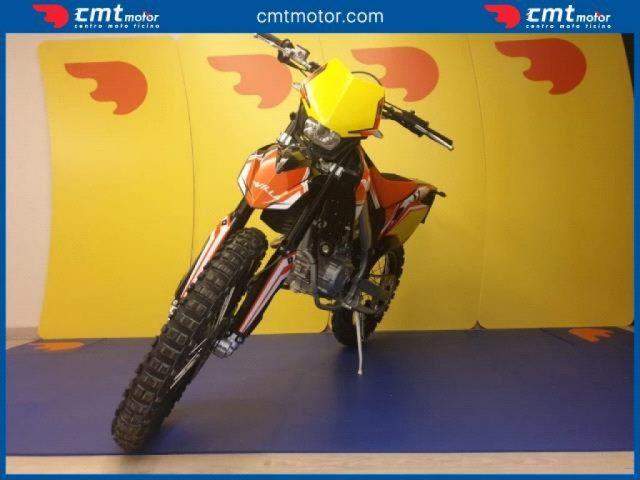 Immagine di MOTO VILLA WRE 125 Garantita e Finanziabile