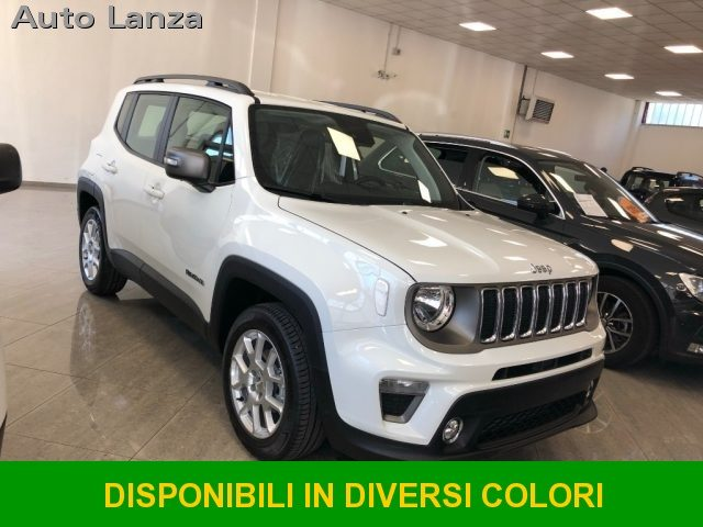 JEEP Renegade 1.0 GSE T3 120cv LIMITED