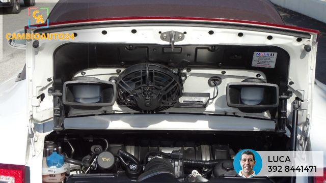 Immagine di PORSCHE 911 Carrera 4S Cabriolet