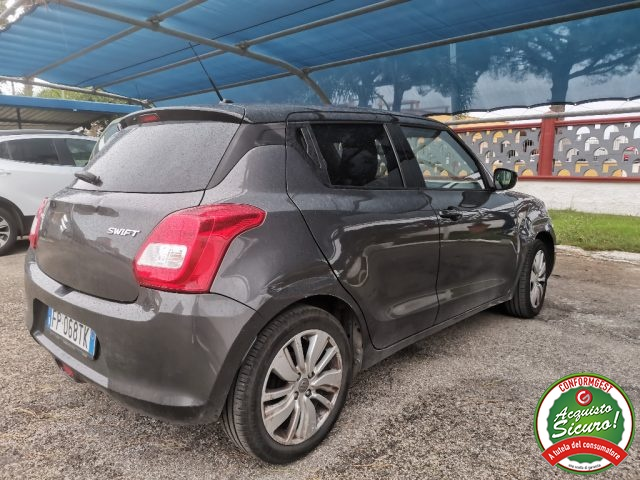 SUZUKI Swift 1.2 Dualjet Cool GPL*TELECAMERA