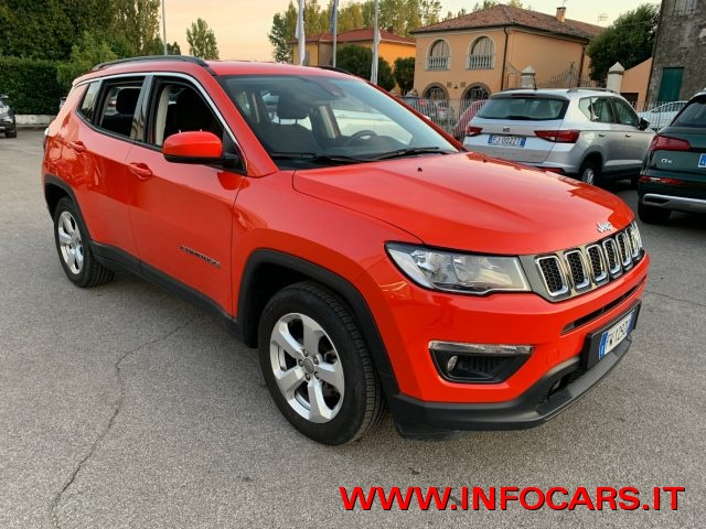 JEEP Compass Orange pastello