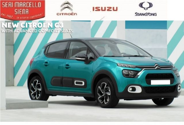 CITROEN C3 NEW BlueHDi 100 S amp;S Shine - 6 MARCE