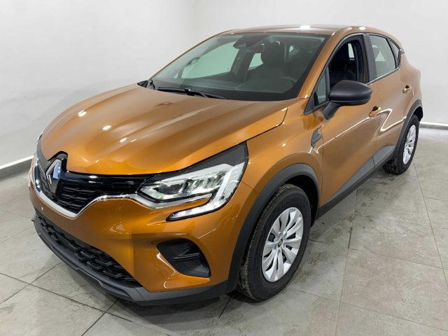 RENAULT Captur Orange metallizzato