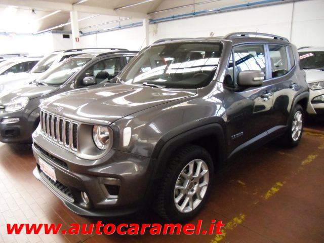 JEEP Renegade Grigio scuro pastello
