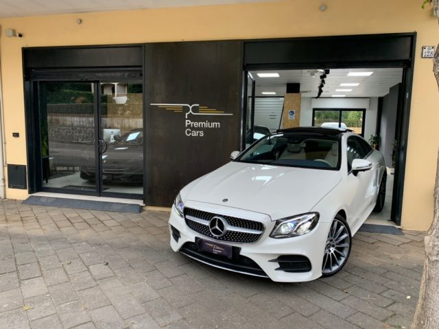 MERCEDES-BENZ E 300 d Premium Plus Italiana UniPro Tetto Led Pelle