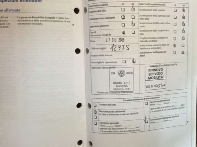 Immagine di VOLKSWAGEN Eos 2.0 16V FSI km 101.000 Uniprop km certificati