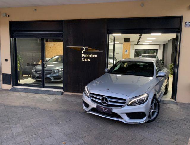 MERCEDES-BENZ C 200 d Auto Premium Italiana UniPro Perfetta!!!