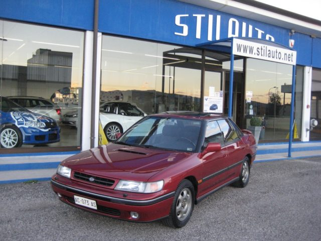 SUBARU Legacy 2.0i turbo cat 4WD S.V.