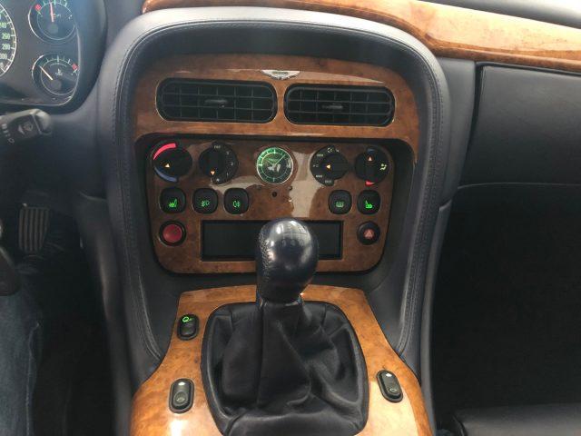 Immagine di ASTON MARTIN DB7 Vantage 5.9 V12 Manuale 420cv ASI