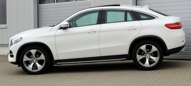 Immagine di MERCEDES-BENZ E 350 d Coupé Automatic Premium