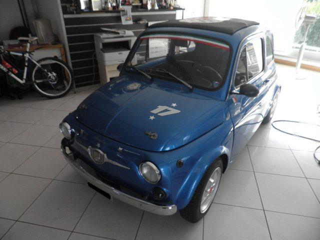 FIAT 500 allestimento Giannini