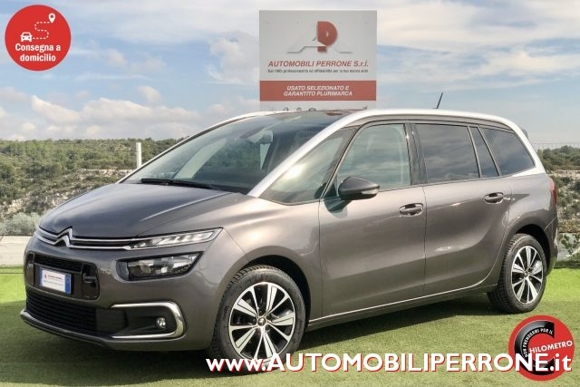 CITROEN Grand C4 Spacetourer Grigio metallizzato