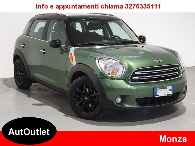 MINI Countryman Mini Cooper D Business Countryman Automatica