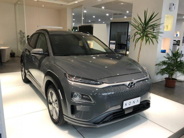 HYUNDAI Kona EV 64 kWh Exellence + OBC