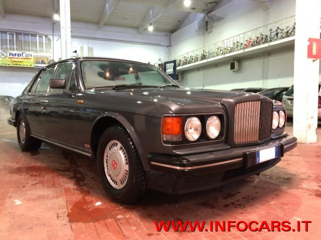 BENTLEY Turbo R Grigio scuro metallizzato