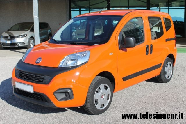 FIAT Qubo 1.4 8V 77 CV Easy Natural Power