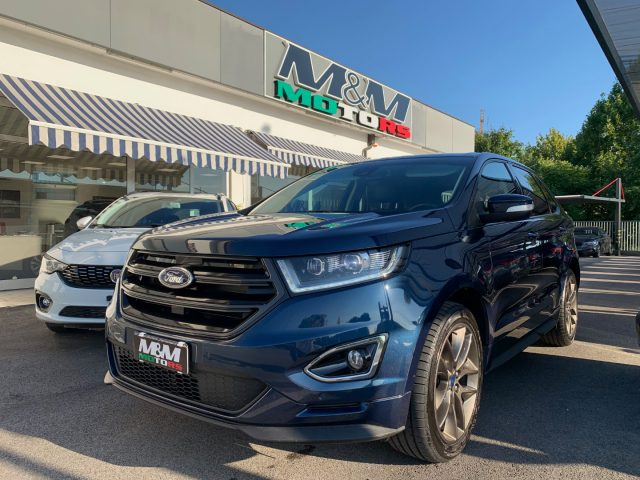FORD Edge Blu metallizzato