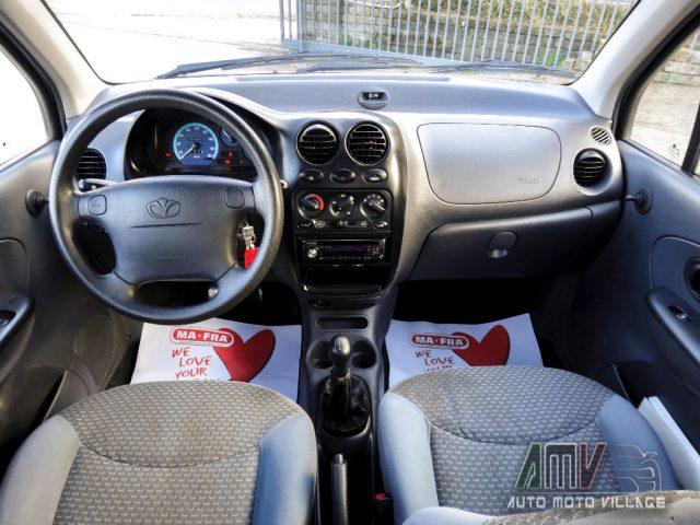 Immagine di DAEWOO Matiz 800i 50 Cv IMPIANTO GPL-STEREO CD/MP3