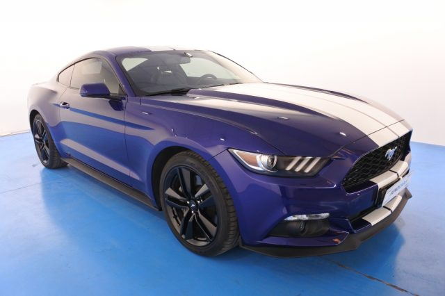 FORD Mustang Blu metallizzato