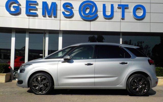 CITROEN C4 Picasso BlueHDi 120 S amp;S EAT6 Intensive