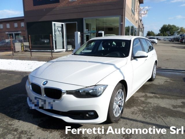 BMW 318 d Touring Business Advantage