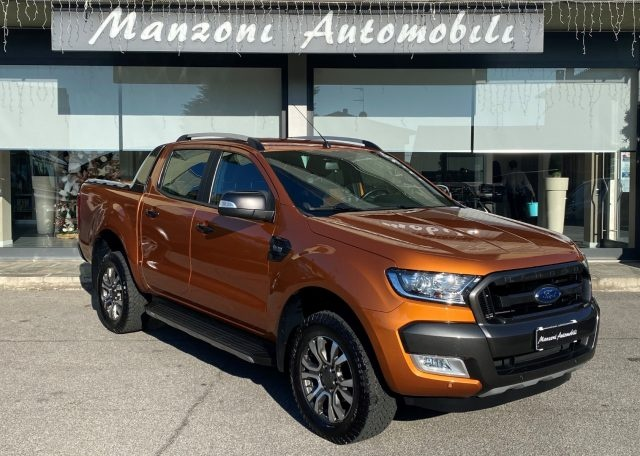 FORD Ranger Orange metallizzato