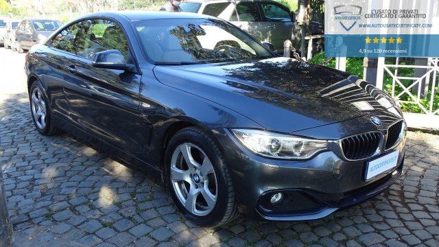 BMW 420 d Coupé Sport