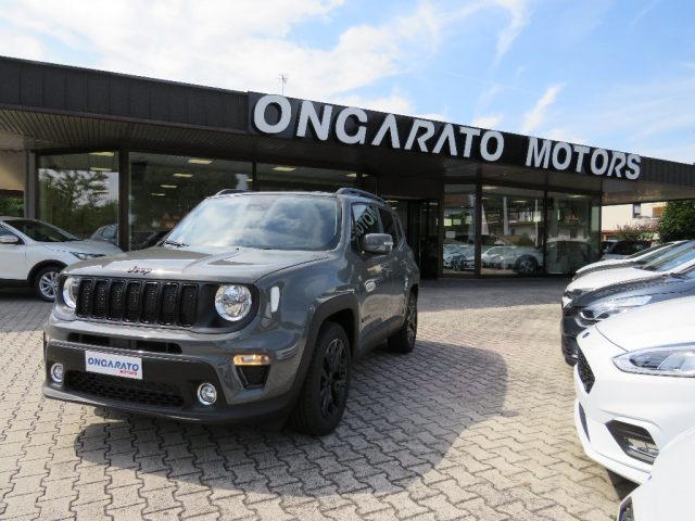 JEEP Renegade 1.0 T3 Night Eagle #Navi