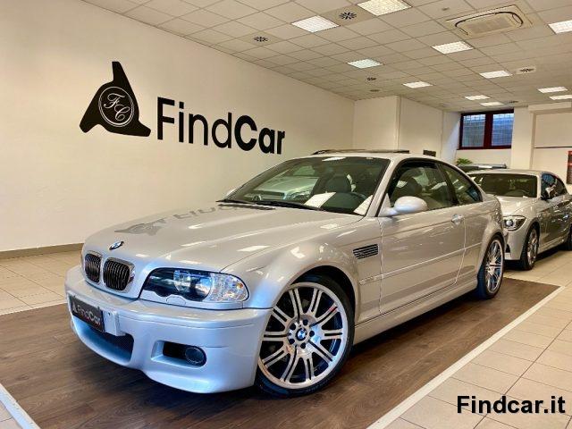 BMW M3 3,2 24v 343cv Coupé SMGII  quot;Service Bmw quot;