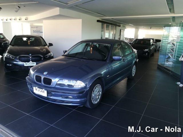 BMW 320 d turbodiesel cat 4 porte