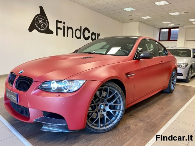 BMW M3 Coupé 420cv  quot;Manuale-Mperformance quot;