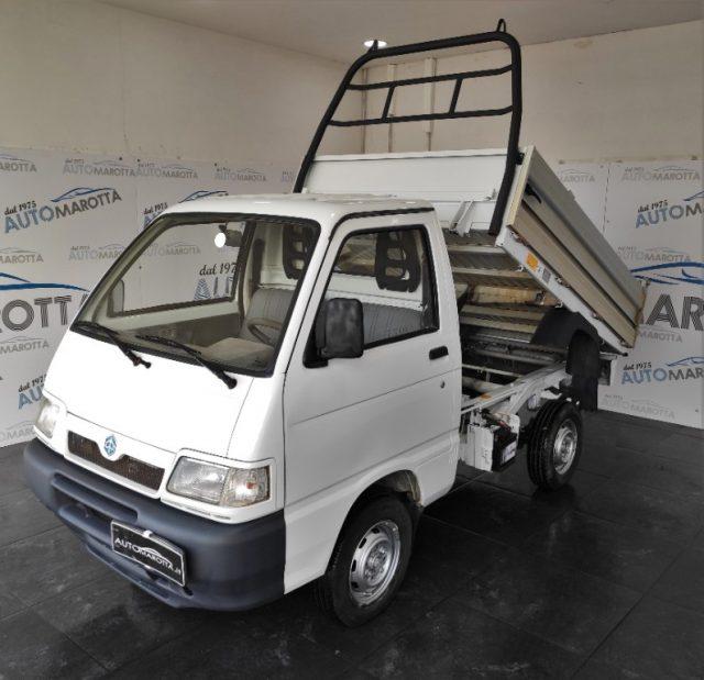 PIAGGIO Porter 1.3i 16V RIBALTABILE CASSONE  2.00 MT X 1.45 MT